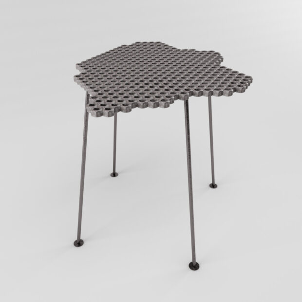 Прикроватный столик GRV_01_3