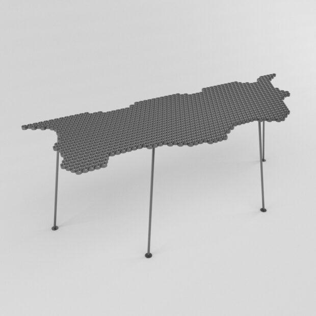 ТВ стол GRV_01_1