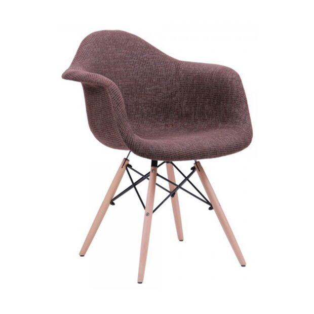 Кресло Salex FB Wood Коричневый