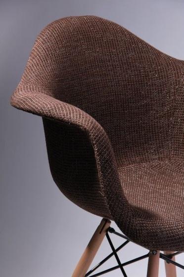 Кресло Salex FB Wood Коричневый5