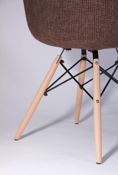 Кресло Salex FB Wood Коричневый7