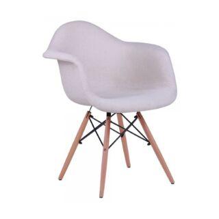 Кресло Salex FB Wood Кремовый
