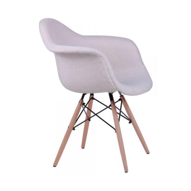 Кресло Salex FB Wood Кремовый2