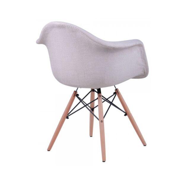 Кресло Salex FB Wood Кремовый4