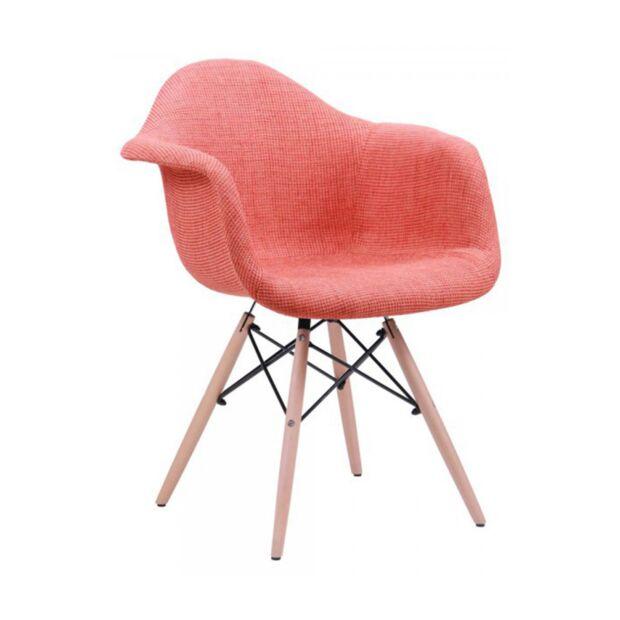 Кресло Salex FB Wood Оранжевый