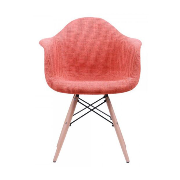 Кресло Salex FB Wood Оранжевый1