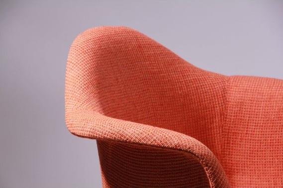 Кресло Salex FB Wood Оранжевый5