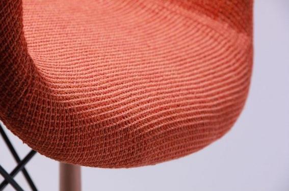 Кресло Salex FB Wood Оранжевый7