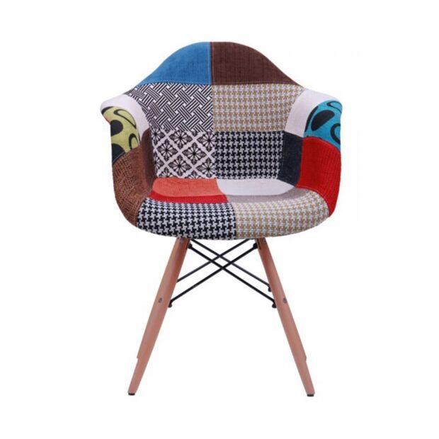 Кресло Salex FB Wood Patchwork1