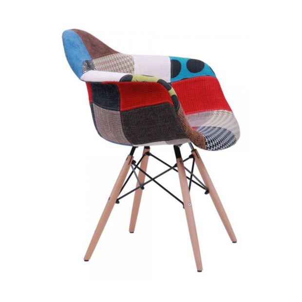 Кресло Salex FB Wood Patchwork2