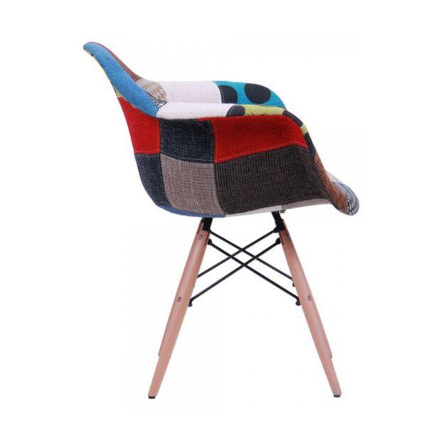 Кресло Salex FB Wood Patchwork3