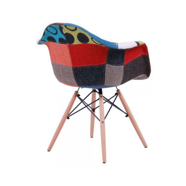 Кресло Salex FB Wood Patchwork4