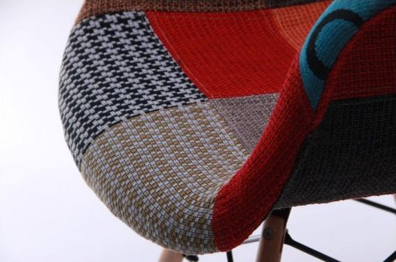 Кресло Salex FB Wood Patchwork5