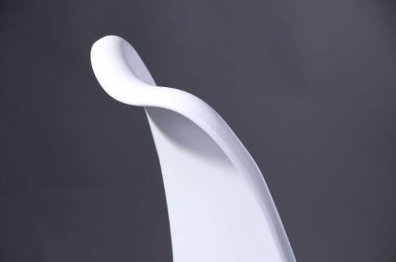 Стул Aster Wood Пластик Белый5