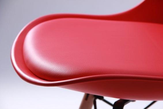 Стул Aster Wood Пластик Красный7