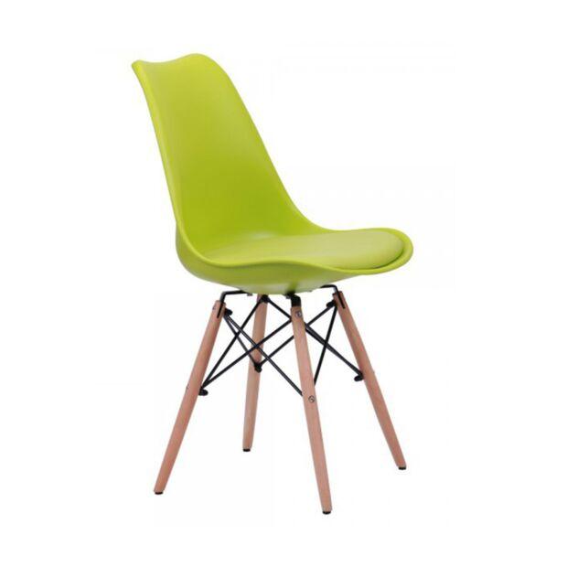 Стул Aster Wood Пластик Светло-зеленый2