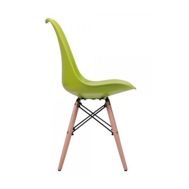 Стул Aster Wood Пластик Светло-зеленый3
