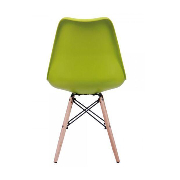 Стул Aster Wood Пластик Светло-зеленый4