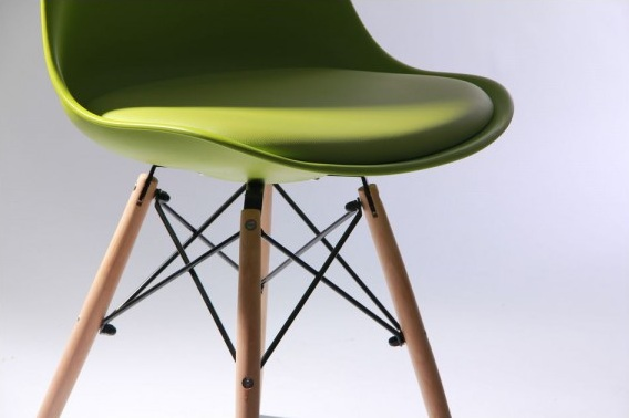 Стул Aster Wood Пластик Светло-зеленый7