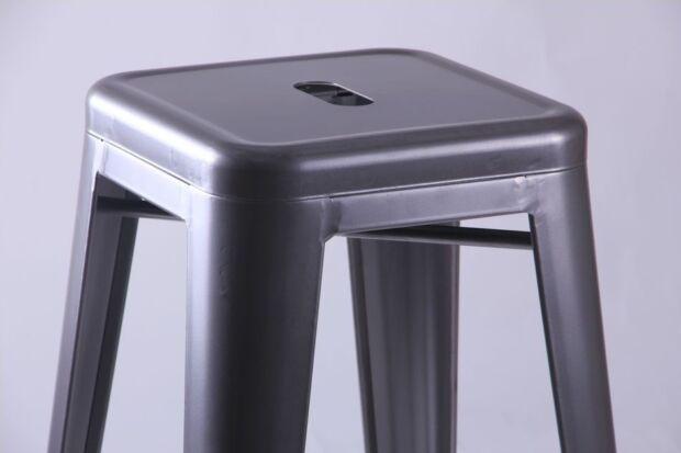 Табурет Хокер Loft Metal цвет металл4
