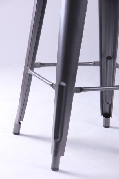 Табурет Хокер Loft Metal цвет металл6
